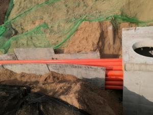 龙善街管网工程