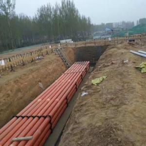 新郑机场2期管网工程
