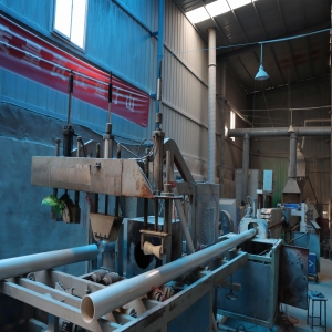 梅花管生产线